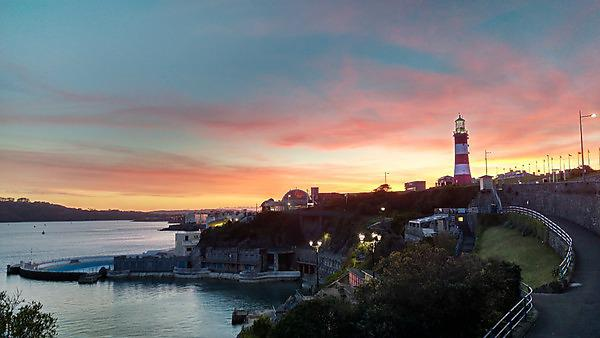 Plymouth Hoe (image courtesy of One Plymouth)
