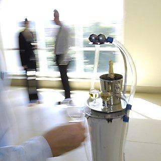 ButlerBot - robot designed to serve drinks
