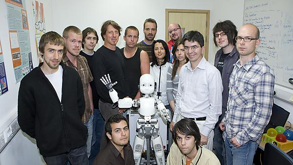Centre for Robotics and Neural Systems team