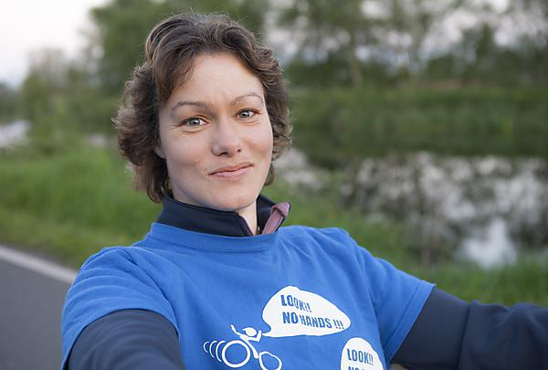 Sarah Piercy, British Wheelchair Racing Association
