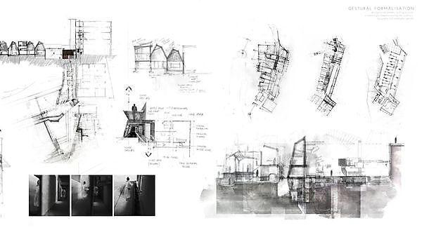 Yannick Scott - gestural formalisation