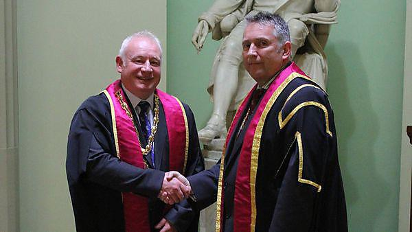 Devon dentist made Vice-Dean of the Faculty of General Dental Practice (UK)