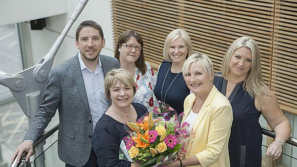 National award for community dental project