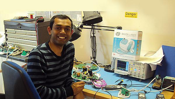 Mohammed Rafiqul Islam - graduate profile