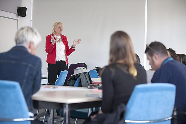 Professor Kristín Vala Ragnarsdóttir, University of Iceland