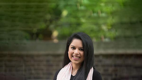 Karishma Chouglay Usage: Alumni case study