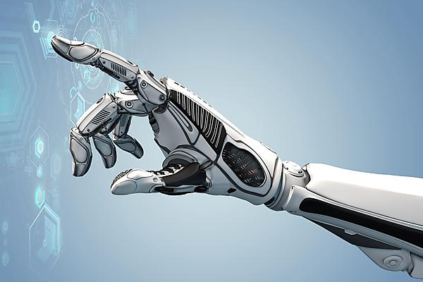 Robotic Engineering. Image courtesy of Shutterstock