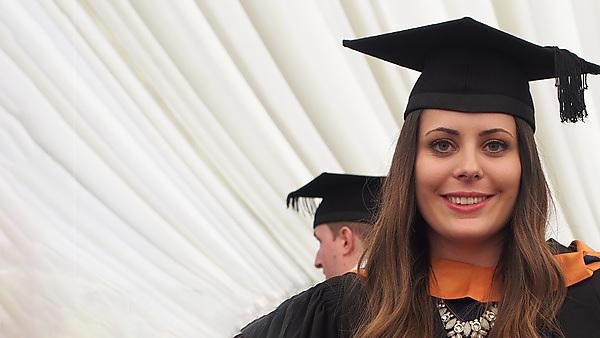 Francesca Foreman – BSc (Hons) Environmental Science; MSc Applied Marine Science graduate