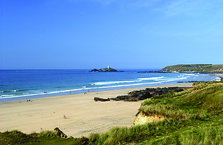 Catch a wave or two at one of the surfing beaches near Plymouth