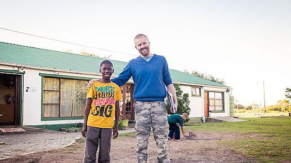 Harrison Nash: Award-winning social work in South Africa