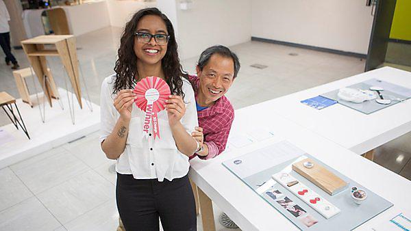 Guneet Sidhu, BA (Hons) 3D Design