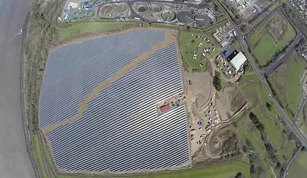 Ernesettle Community Solar Farm