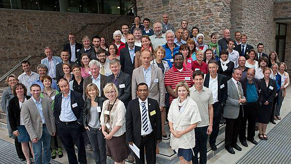Environmental radioactivity conference delegates