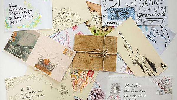 Selection of envelopes