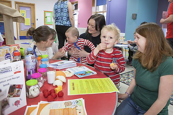 Tasty medical student project for Devonport parents and children