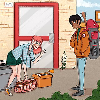 Get the low-down from students on moving into halls, making friends and your first lecture