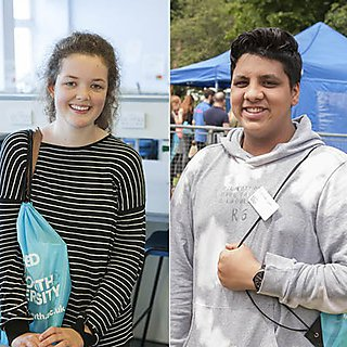 Future students tell us what they got from visiting the University of Plymouth.