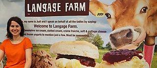 with Langage Farm