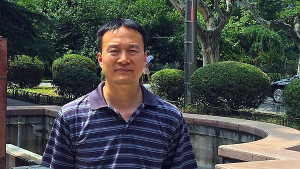 <p>Dr Xinzhong Li<br></p>