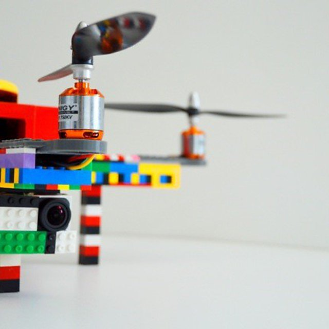 <p>lego drone</p>