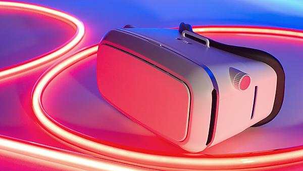 <p>Virtual reality glasses</p>