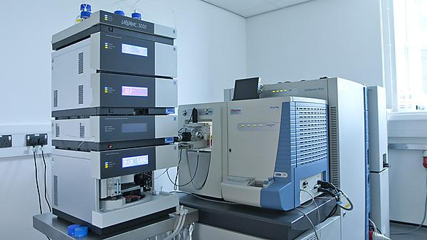 Proteomics facilities