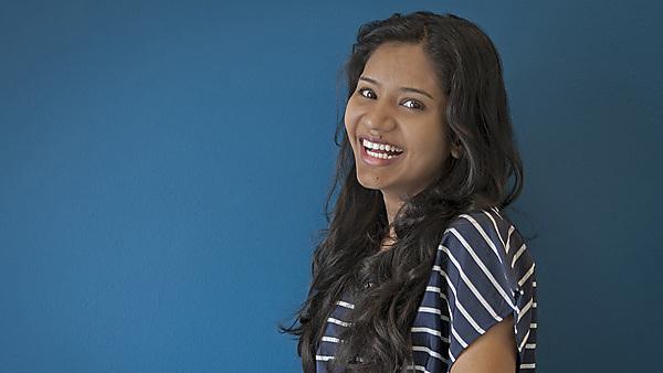 <p>Bondili Ekta Singh,VIT University, Semester Abroad student<br></p>
