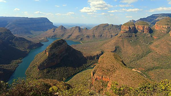 <p>Shutterstock image: Blyde River Canyon in South Africa, Copyright: Bildagentur Zoonar GmbH</p>