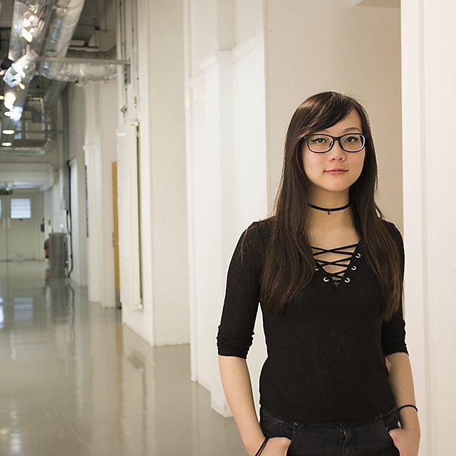 <p>Christy Lui</p>
