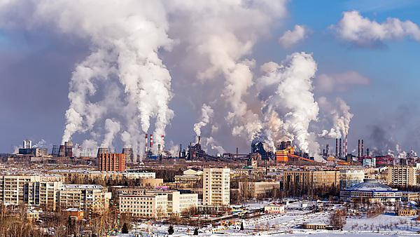 <p>Nizhny Tagil, Russia - environmental pollution. Shutterstock image<br></p>