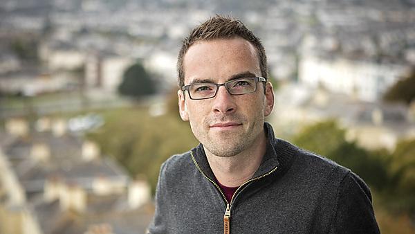 Karl Knill – BA (Hons) Social Work graduate