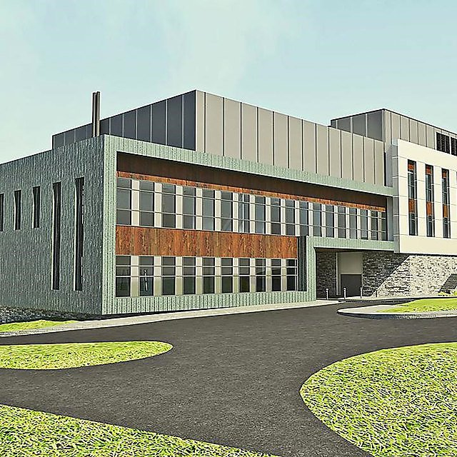 <p>Derriford Research Facility</p>