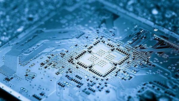 <p>Shutterstock image of a computer circuit board