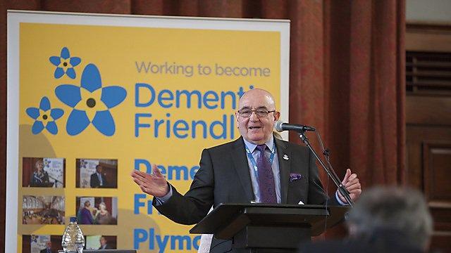<p>  Plymouth Dementia conferences 2016. Ian Sherriff<br></p><p>13498909</p>