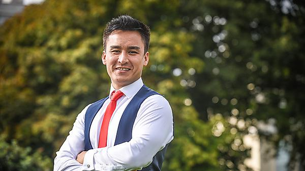 Damon Lau – MSc Finance graduate