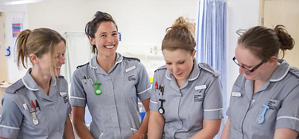"""Don't say you're 'just a nurse' – it's more than enough"""