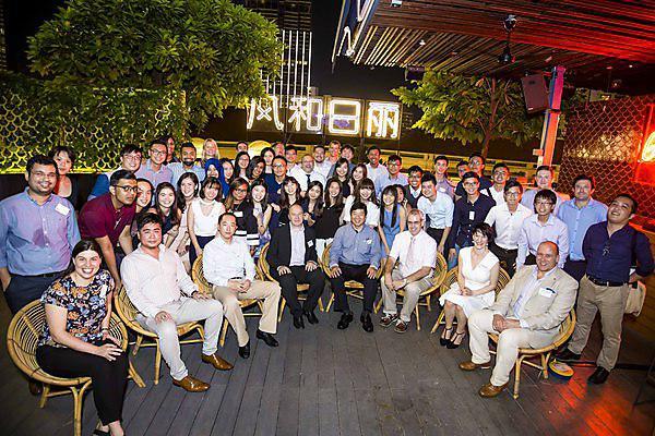 <p>  Singapore Alumni Event 2016  <br></p>