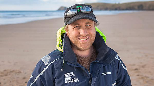 "Dr Tim Scott: ""The sea is a constant and it is endlessly fascinating"""
