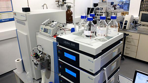 <p>Chromatographic equipment</p>