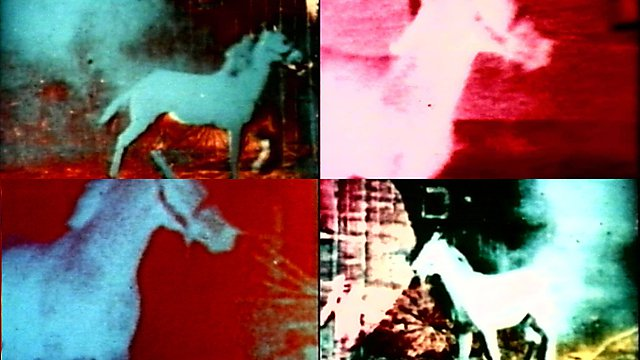 <p>                   </p><p>Berlin Horse is a double projection 16mm film from 1971, 8 minutes. Sound Brian Eno (film and video versions available) © Le Grice.</p><p></p>