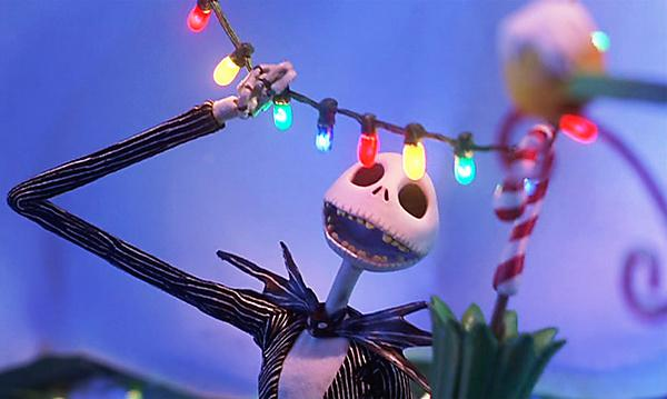 <p>The Nightmare Before Christmas</p>