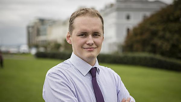Dan Marker – BSc (Hons) Computing graduate