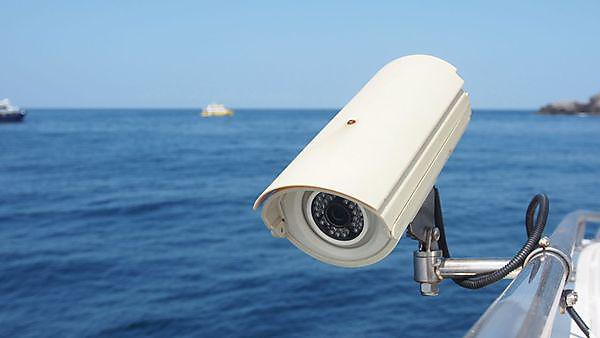 <p>Ships security camera.</p>