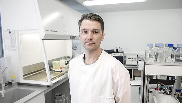 Alex Strachan – BSc (Hons) Biosciences graduate