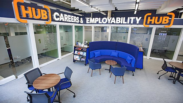 <p><i>Careers & Employability Hub </i><br></p>