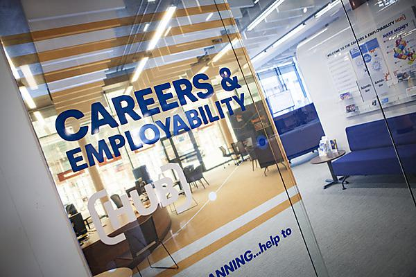 <p>Careers &amp; Employability Hub&nbsp;</p>