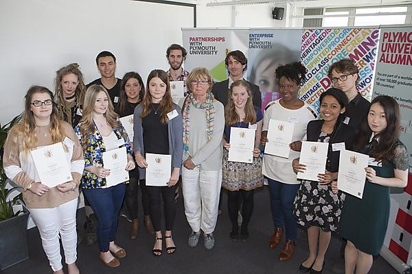 <p>Roland Levinsky Memorial Fund winners 2015-16</p>