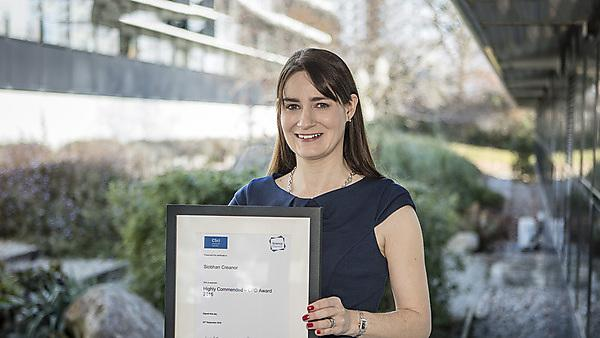 Science Council commendation for Plymouth University medical research statistician