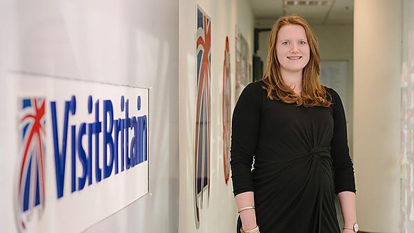 Lucy Harper – BSc (Hons) Tourism Management graduate