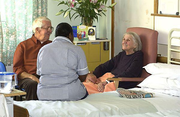 <p>Facilitating patient centred care and choice through advanced communication skills<br></p>